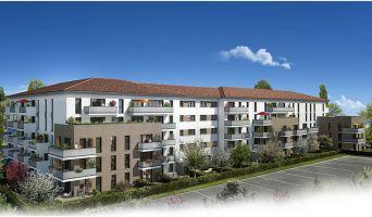 Résidence « Les Jardins Du Pastel » programme immobilier neuf en Loi Pinel à Toulouse n°2
