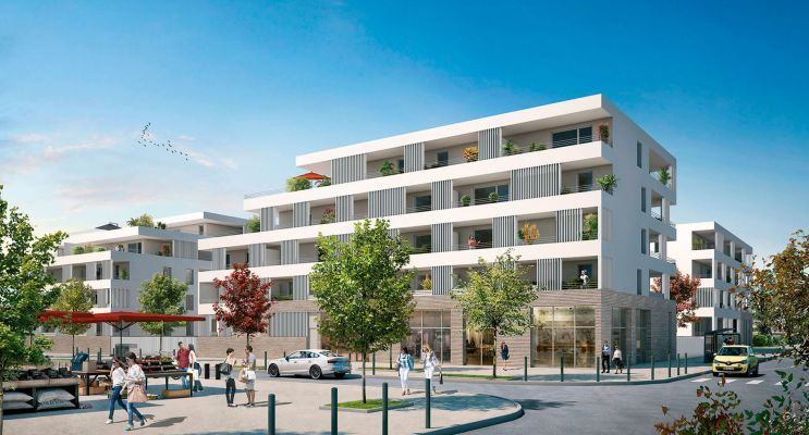 Résidence « Les Maraîchers » programme immobilier neuf en Loi Pinel à Toulouse n°1