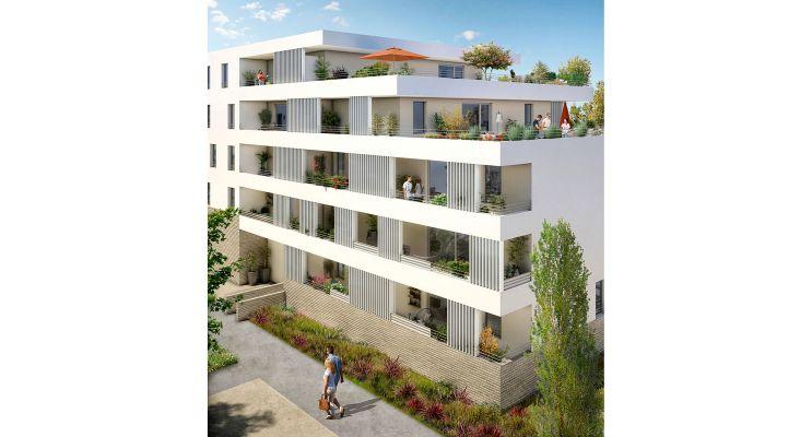Résidence « Les Maraîchers » programme immobilier neuf en Loi Pinel à Toulouse n°2