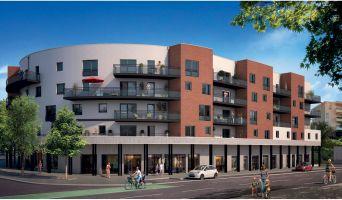 Photo du Résidence « Les Terrasses de Gonin » programme immobilier neuf en Loi Pinel à Toulouse