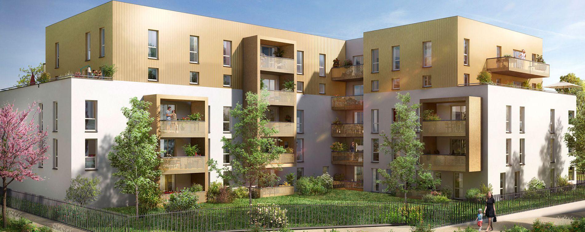 Résidence Les Terrasses de l'Ormeau à Toulouse