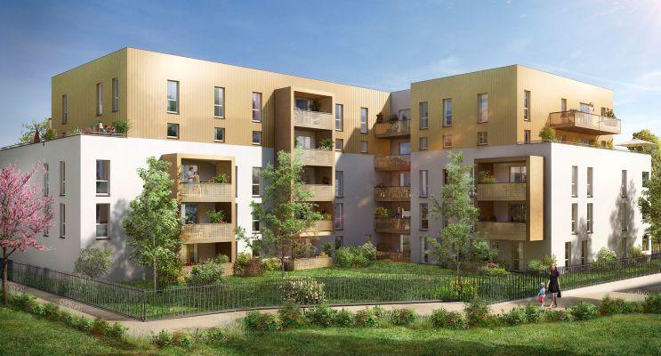 Photo du Résidence « Les Terrasses de l'Ormeau » programme immobilier neuf en Loi Pinel à Toulouse