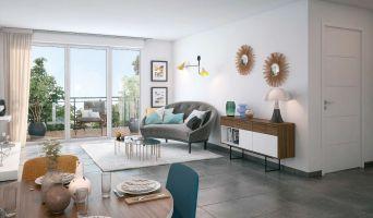 Résidence « Les Terrasses D'Eugène » programme immobilier neuf en Loi Pinel à Toulouse n°3