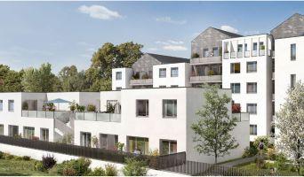 Toulouse programme immobilier neuve « L'Estampe 2 »