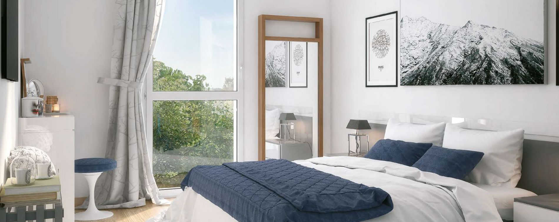 Toulouse : programme immobilier neuve « L'Estival » (3)
