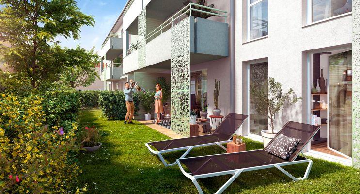 Photo du Résidence « L'Estival » programme immobilier neuf en Loi Pinel à Toulouse
