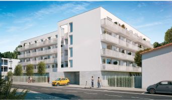 Photo n°2 du Résidence « Liberty » programme immobilier neuf à Toulouse