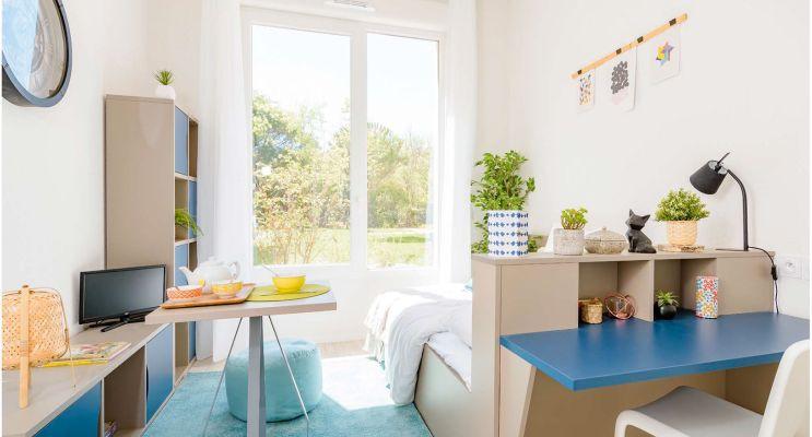 Photo n°4 du Résidence « Liberty » programme immobilier neuf à Toulouse