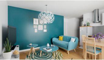 Résidence « Loréa » programme immobilier à rénover en Loi Pinel ancien à Toulouse n°2