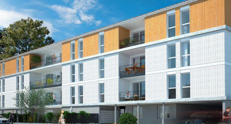 Résidence « L'Ortalan » programme immobilier neuf en Loi Pinel à Toulouse n°1