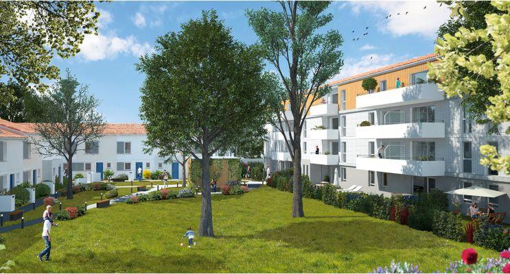 Résidence « L'Ortalan » programme immobilier neuf en Loi Pinel à Toulouse n°2