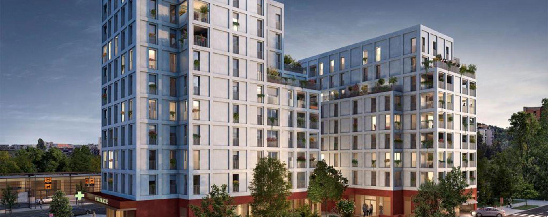 Toulouse : programme immobilier neuve « Métropolis » en Loi Pinel