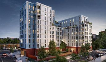 Photo du Résidence « Métropolis » programme immobilier neuf en Loi Pinel à Toulouse