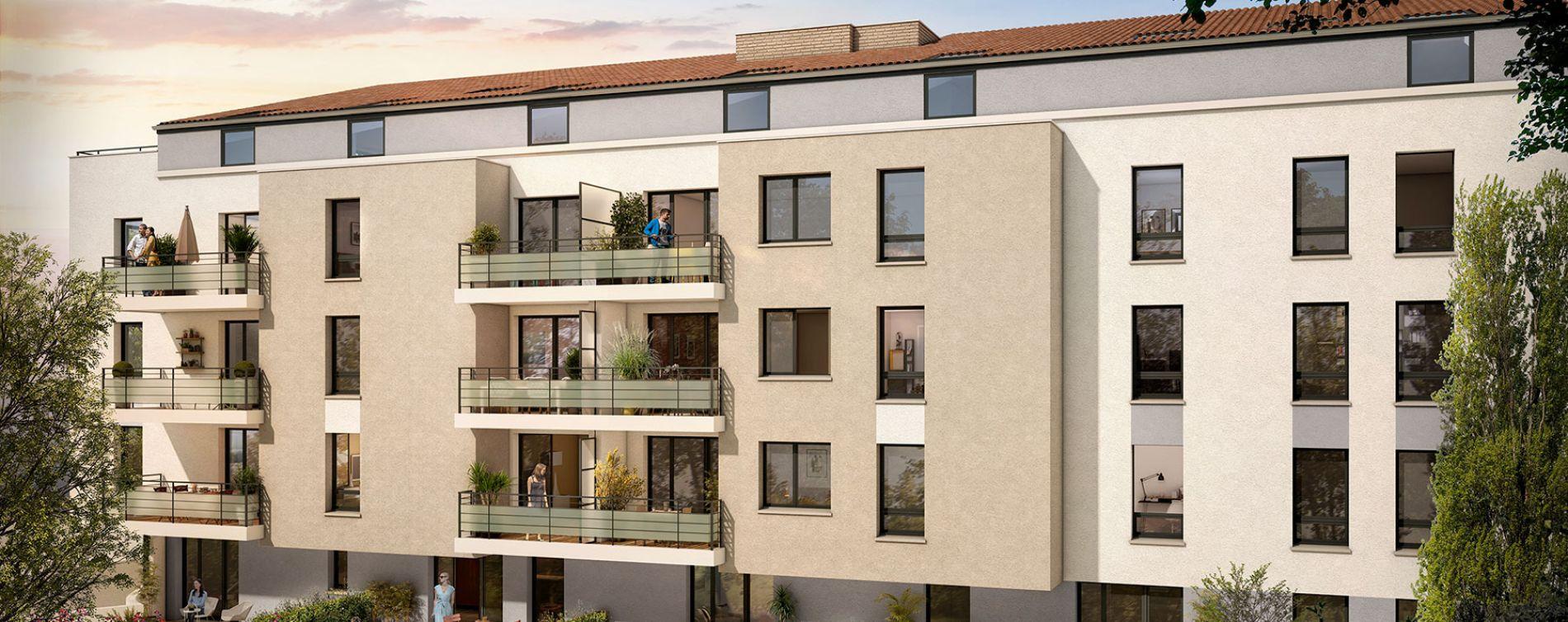 Résidence Middle Town à Toulouse
