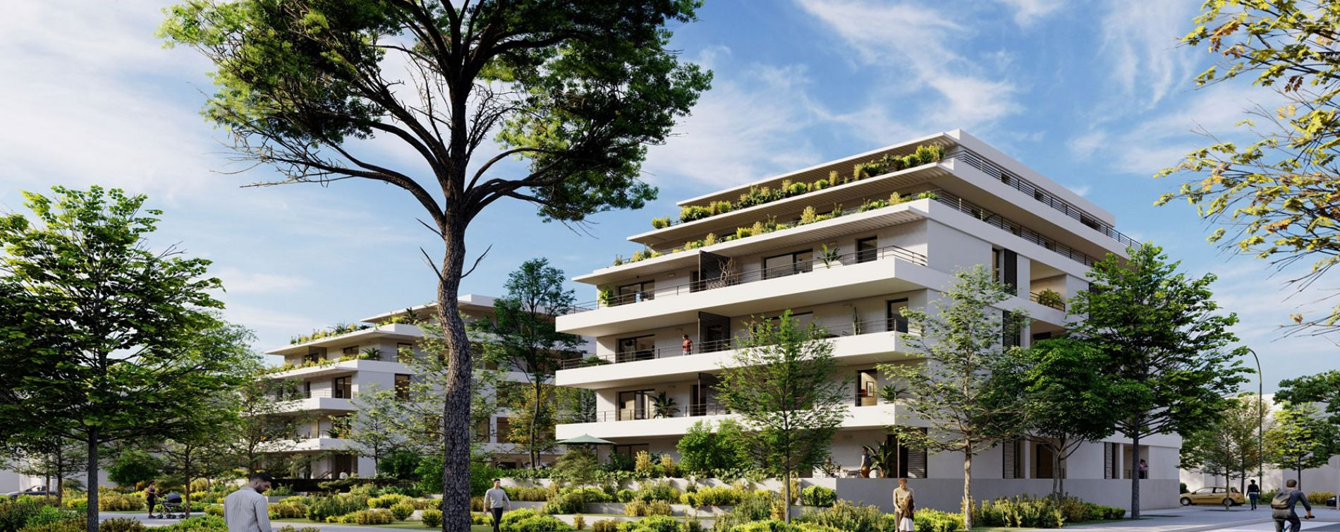 Toulouse : programme immobilier neuve « Nao » en Loi Pinel (2)