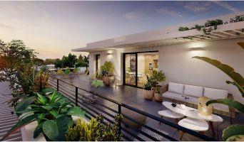 Photo du Résidence « Nao » programme immobilier neuf en Loi Pinel à Toulouse