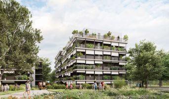 Toulouse : programme immobilier neuf « Natura » en Loi Pinel