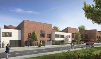 Toulouse : programme immobilier neuf « Naturéa » en Loi Pinel