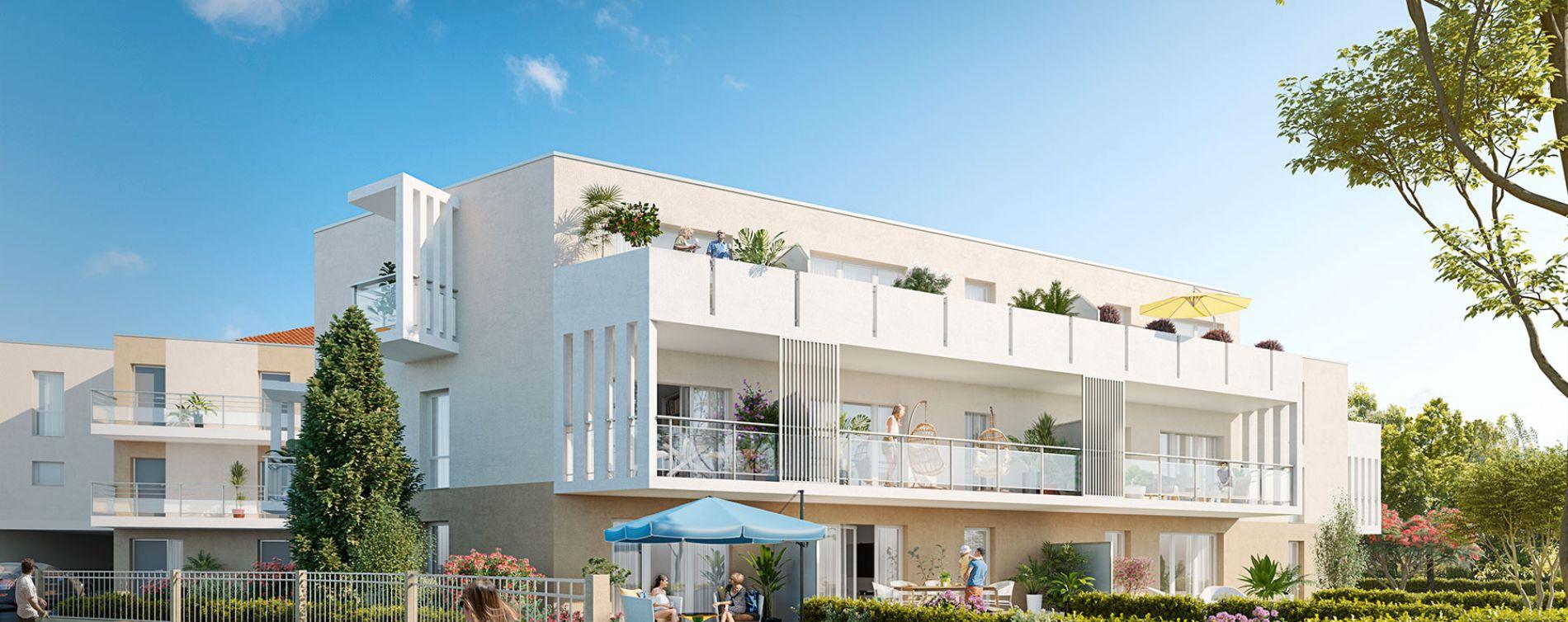 Toulouse : programme immobilier neuve « Noria »