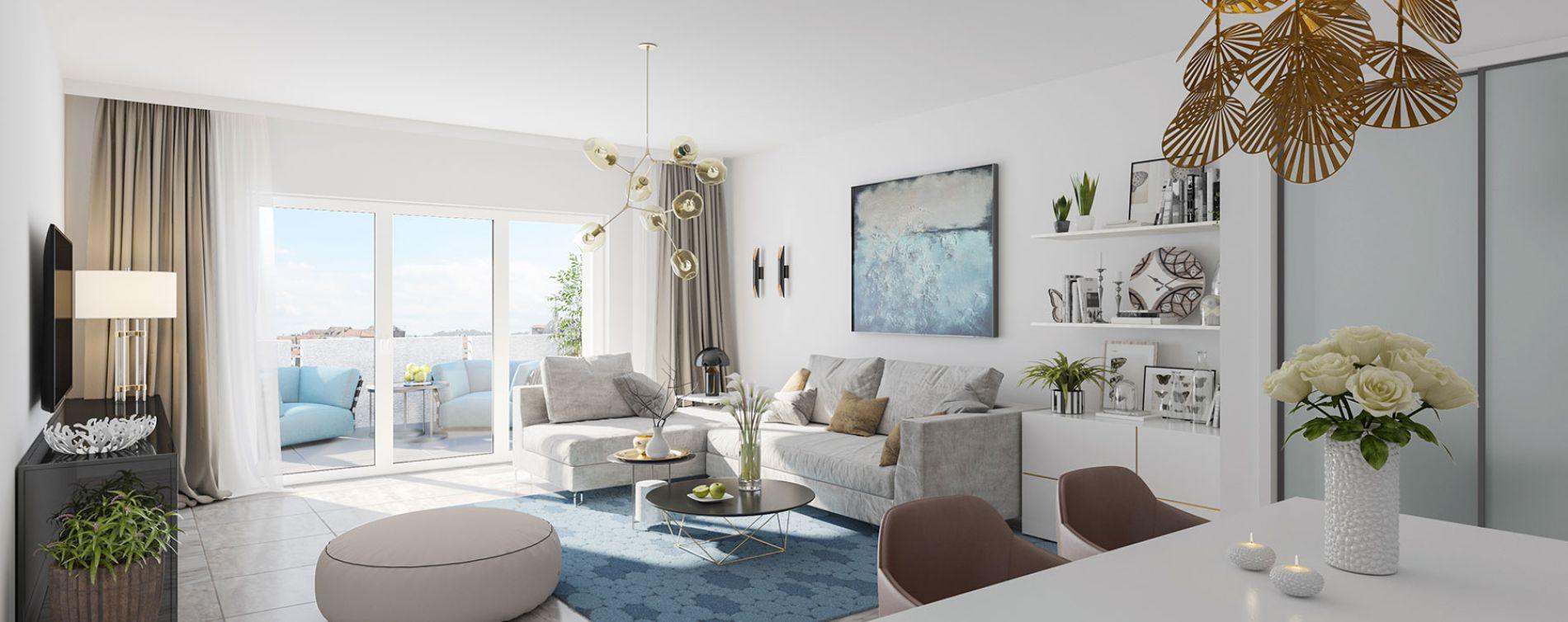 Toulouse : programme immobilier neuve « Noria » (3)