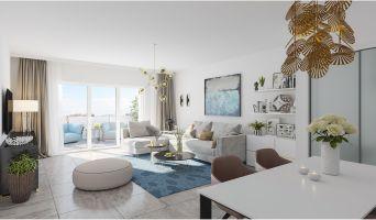 Résidence « Noria » programme immobilier neuf en Loi Pinel à Toulouse n°3
