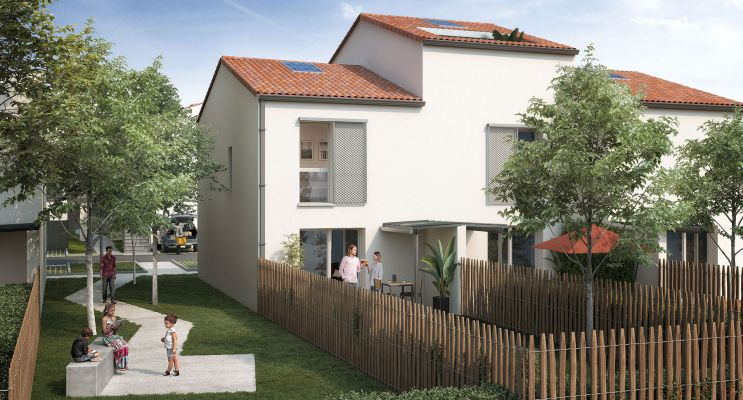 Photo n°2 du Résidence « Nova Toulouse » programme immobilier neuf en Loi Pinel à Toulouse
