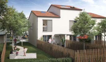 Toulouse programme immobilier neuve « Nova » en Loi Pinel  (2)