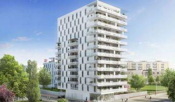 Toulouse : programme immobilier neuf « Novadiem » en Loi Pinel