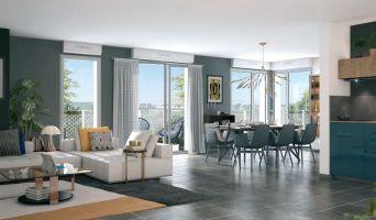 Résidence « Novadiem » programme immobilier neuf en Loi Pinel à Toulouse n°5