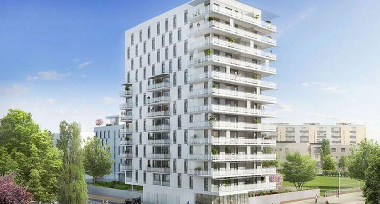 Photo du Résidence « Novadiem » programme immobilier neuf en Loi Pinel à Toulouse