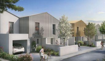 Photo du Résidence « Nuances Celadon » programme immobilier neuf en Loi Pinel à Toulouse