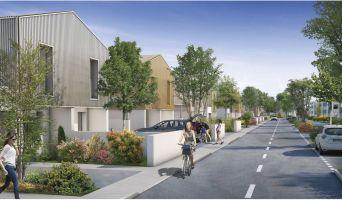 Résidence « Nuances Celadon » programme immobilier neuf en Loi Pinel à Toulouse n°3