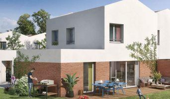Résidence « Nuances Celadon » programme immobilier neuf en Loi Pinel à Toulouse n°4