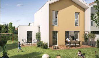 Résidence « Nuances Celadon » programme immobilier neuf en Loi Pinel à Toulouse n°5