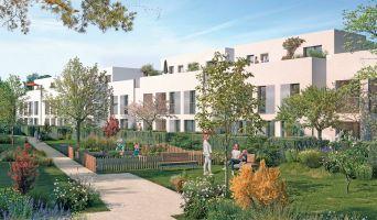 Toulouse programme immobilier neuf « Nuances Opaline » en Loi Pinel