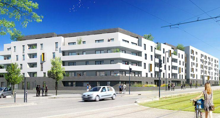 Résidence « Ô Garonne » programme immobilier neuf en Loi Pinel à Toulouse n°1