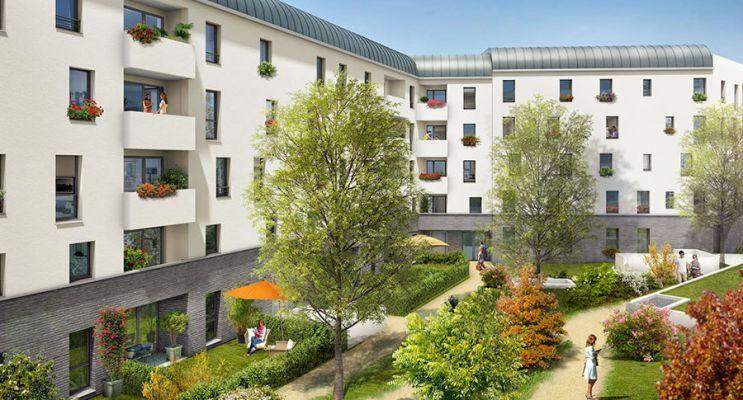 Résidence « Ô Garonne » programme immobilier neuf en Loi Pinel à Toulouse n°3