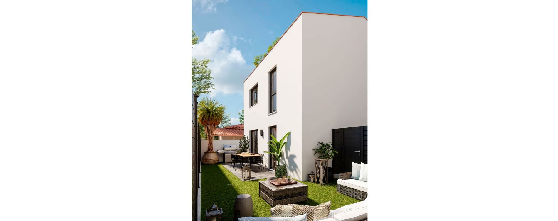 Toulouse : programme immobilier neuve « Ô Georgia » (5)