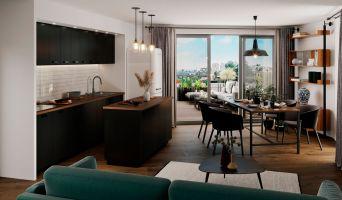 Toulouse programme immobilier neuve « Ô Georgia »  (4)