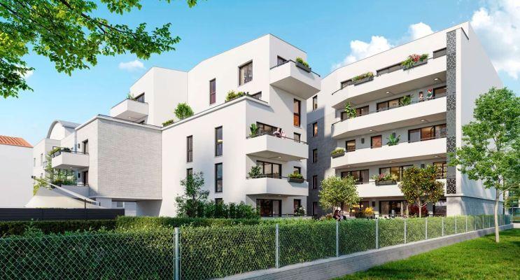 Photo du Résidence « Ô Georgia » programme immobilier neuf à Toulouse