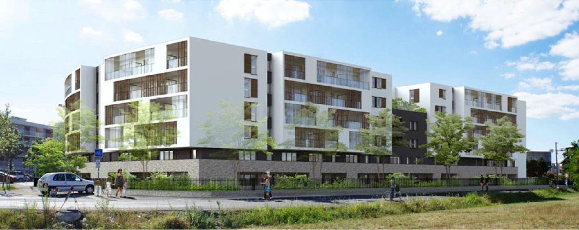 Toulouse : programme immobilier neuve « Orlando »