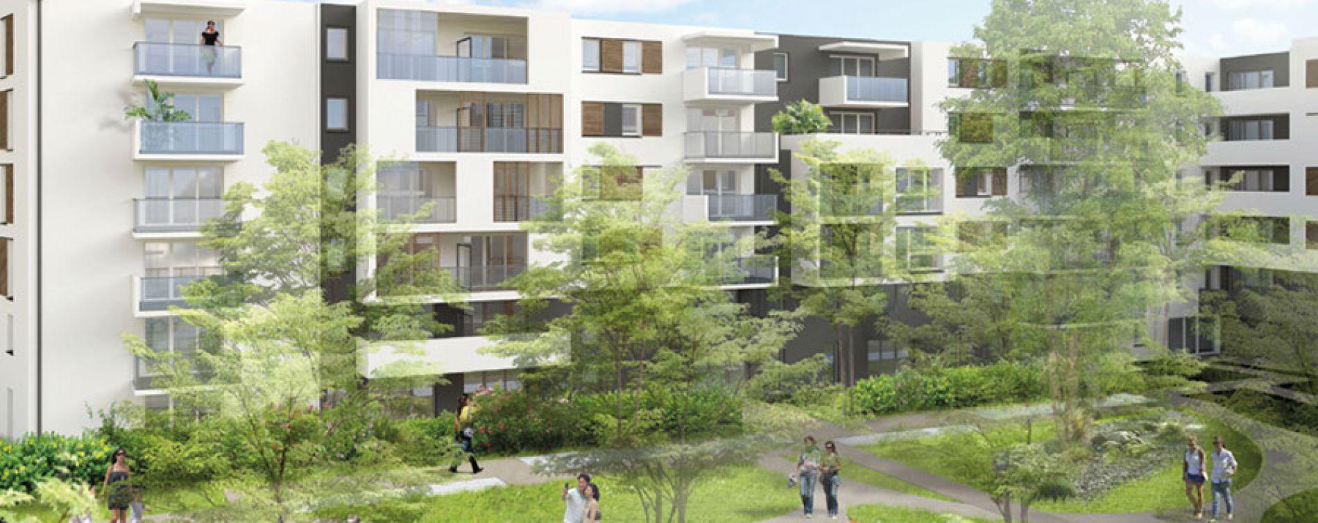 Toulouse : programme immobilier neuve « Orlando » (2)