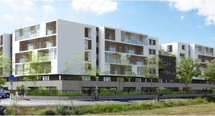 Photo du Résidence « Orlando » programme immobilier neuf à Toulouse