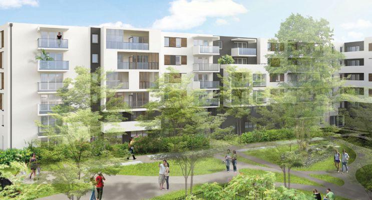 Résidence « Orlando » programme immobilier neuf en Loi Pinel à Toulouse n°2