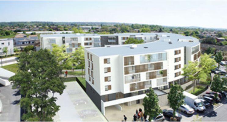 Résidence « Orlando » programme immobilier neuf en Loi Pinel à Toulouse n°3
