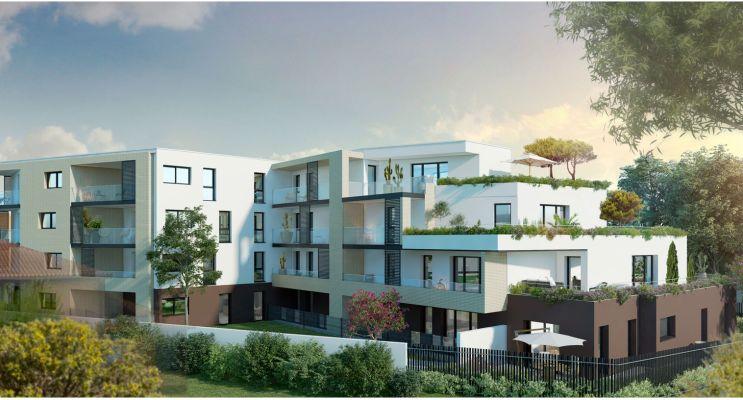 Résidence « Oryza » programme immobilier neuf en Loi Pinel à Toulouse n°2