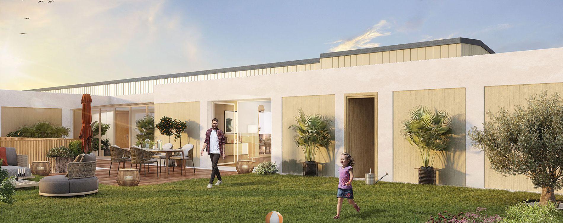 Toulouse : programme immobilier neuve « Oxygen » en Loi Pinel (2)