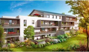 Photo du Résidence « Panorama » programme immobilier neuf en Nue Propriété à Toulouse