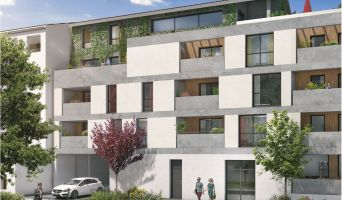 Photo du Résidence « Parenthèse » programme immobilier neuf à Toulouse