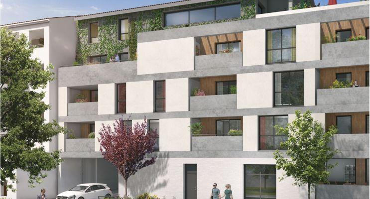 Photo du Résidence « Parenthèse » programme immobilier neuf en Loi Pinel à Toulouse